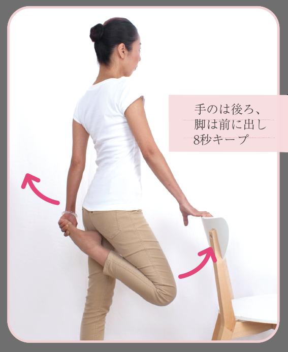 ヒップ&足のケア
